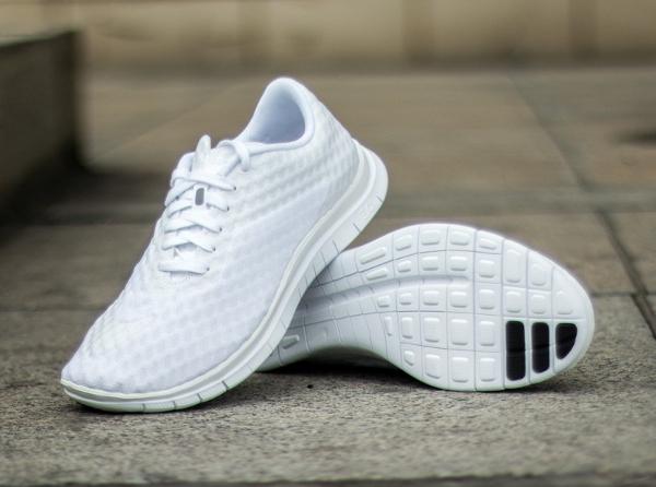 Nike Free Hypervenom Low 3M White (3)