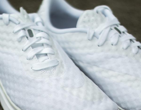 Nike Free Hypervenom Low White (6-1)