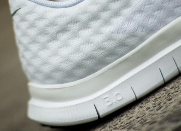 Nike Free Hypervenom Low 3M White (6)