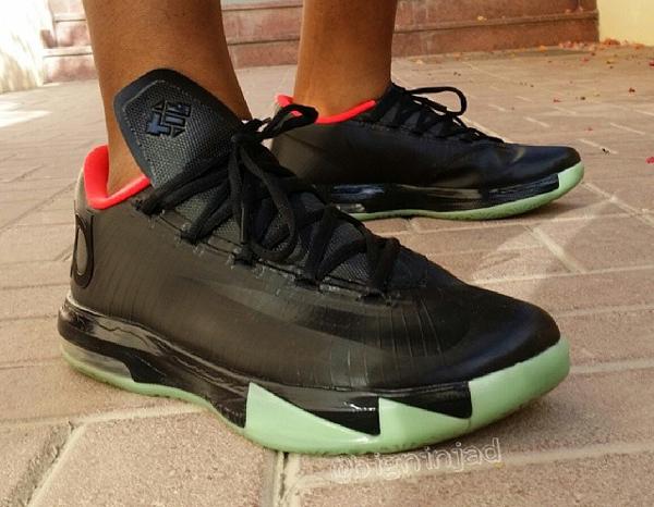 Nike KD 6 ID Yeezy - Bigninja