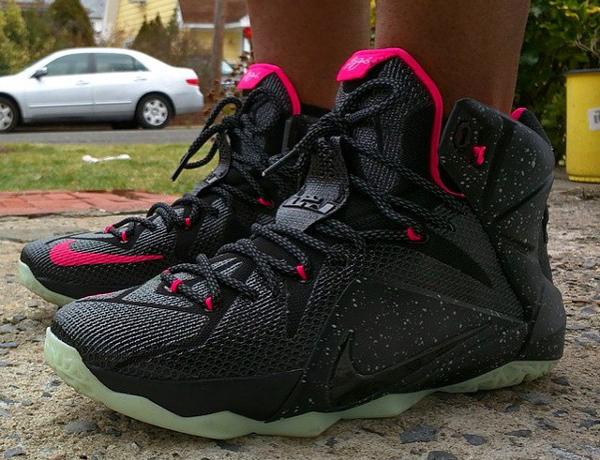 Nike Lebron 12 Lebreezy - Nikesb_23