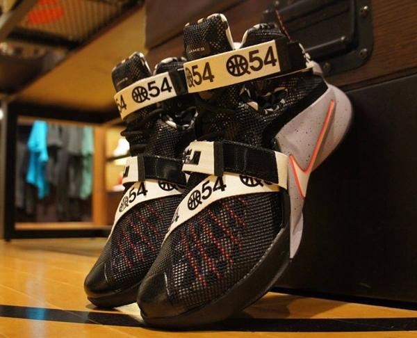 Nike Lebron Soldier 9 Quai 54 (1)