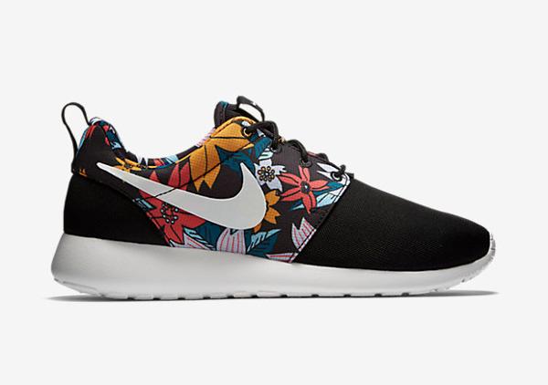 Nike Roshe Run Femme Fleur [HTT1306] | nike roshe run femme