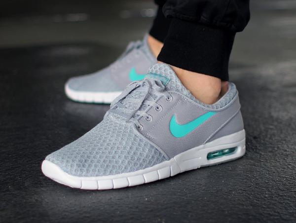 Nike SB Janoski Max Wof Grey Light Retro