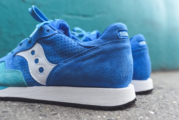 Saucony DXN Trainer Teal Blue White Bermuda (2)