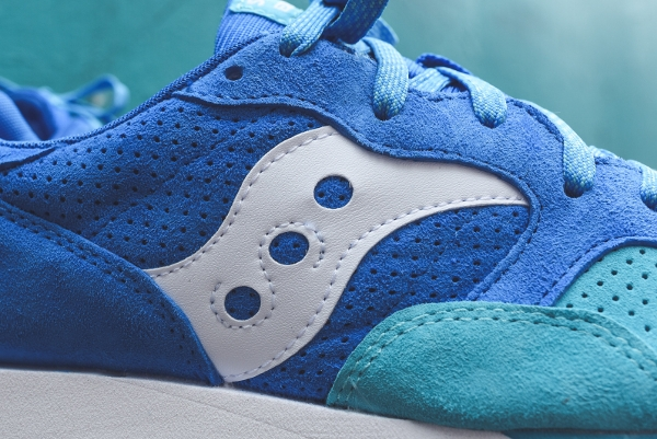 Saucony DXN Trainer Teal Blue White Bermuda (3)