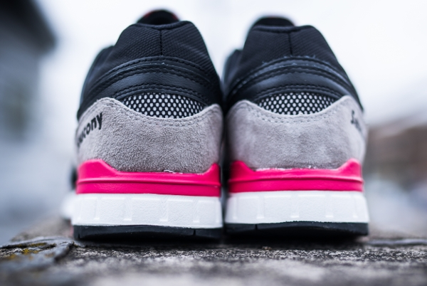 Saucony Grid SD 'Games Pack' Black Grey Pink (4)