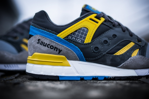 Saucony Grid SD 'Games Pack' Grey Yellow (1)