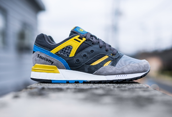 Saucony Grid SD 'Games Pack' Grey Yellow (2)