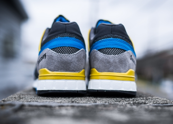 Saucony Grid SD 'Games Pack' Grey Yellow (3)