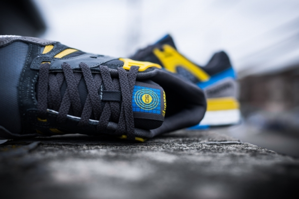 Saucony Grid SD 'Games Pack' Grey Yellow (4)