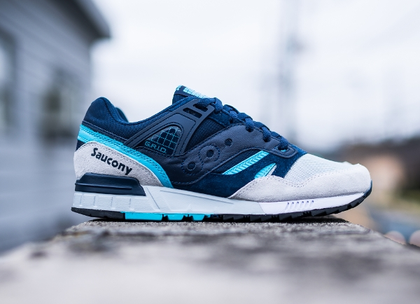 Saucony Grid SD 'Games Pack' Navy Grey (1)