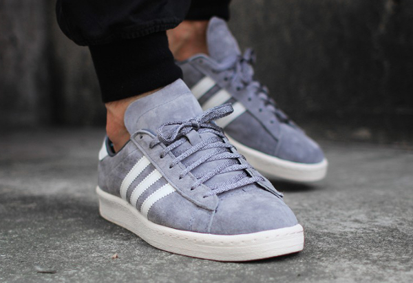 Adidas Campus 80's Vintage Japan Grey White