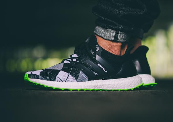 Adidas Ultra Boost Argyle x Kris Van Assche