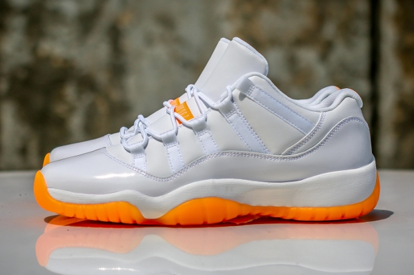 Air Jordan 11 Retro Low GS 'Citrus' (édition 2015)