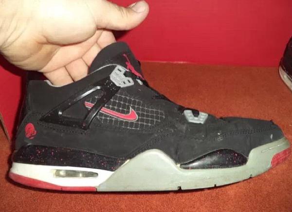 Air Jordan 4 x Nike Air Flight