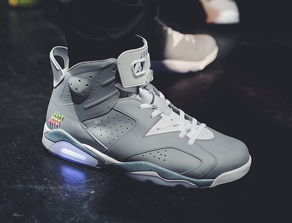 Air Jordan 6 Nike Mag Marty Mcfly zweidreisieben