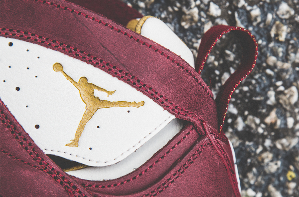 Air Jordan 7 Cigar Team Red Gold (5)