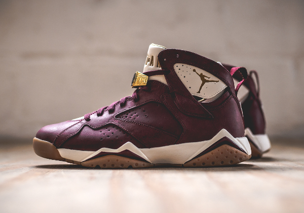 Air Jordan 7 Cigar Team Red Gold (8)