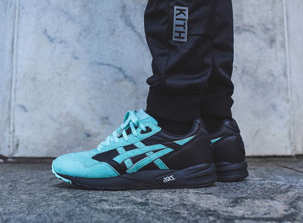 Asics Gel Saga Tiffany Diamond Blue