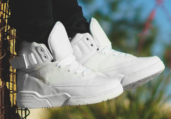 Ewing 33 Hi Triple White