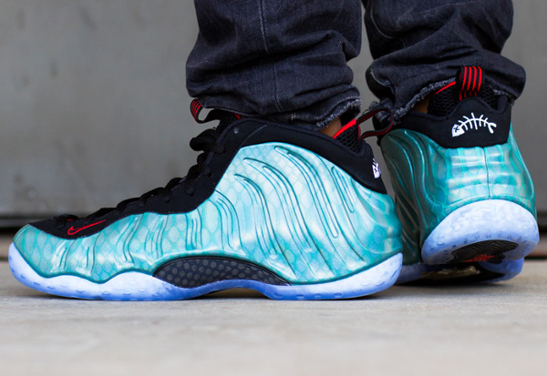 Nike Air Foamposite Gone Fishing (1)