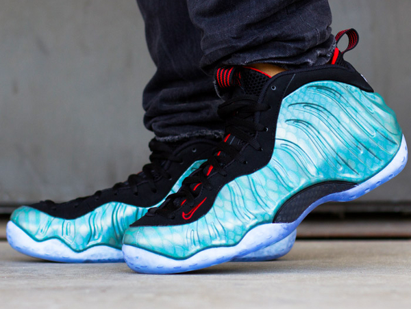 Nike Air Foamposite Gone Fishing (2)