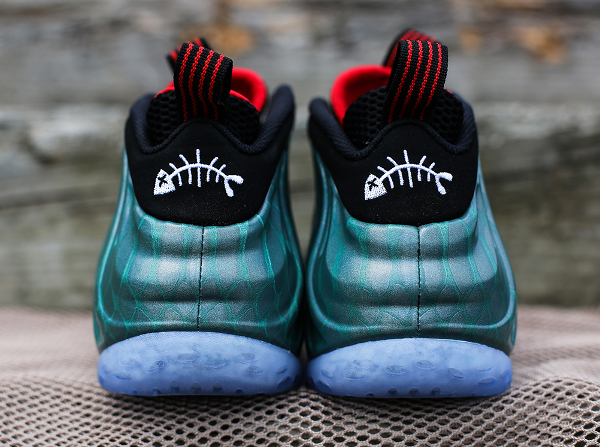 Nike Air Foamposite One Dark Emerald (2)