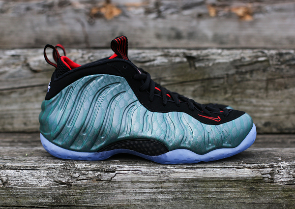 Nike Air Foamposite One Dark Emerald (5)