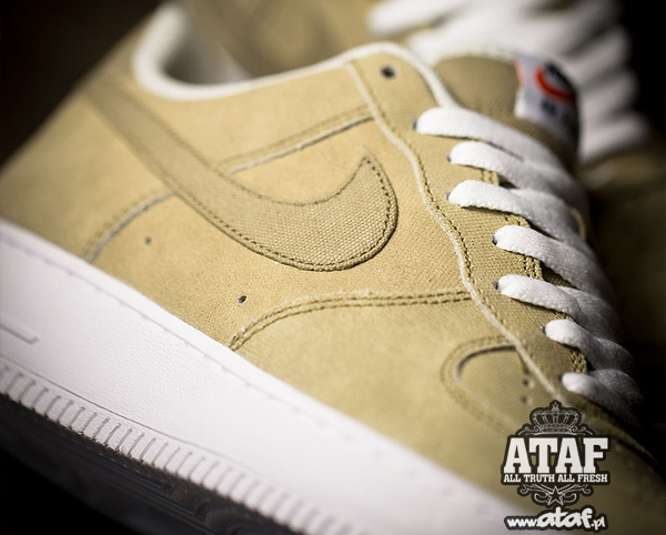 Nike Air Force 1 Low Yacht Club Hay Beige & Light Retro