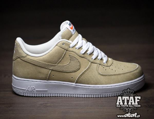 Nike Air Force 1 Low Hay Light Bone Yatch Club (3)