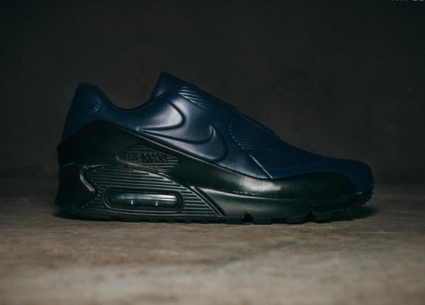 Nike Air Max 90 VT Slip On Obsidian x Sacai (1)