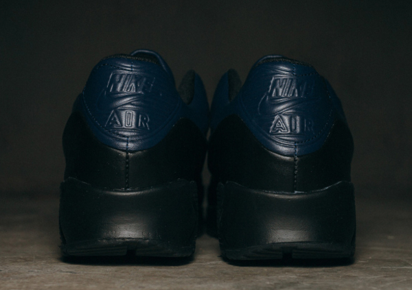 Nike Air Max 90 VT Slip On Obsidian x Sacai (4)