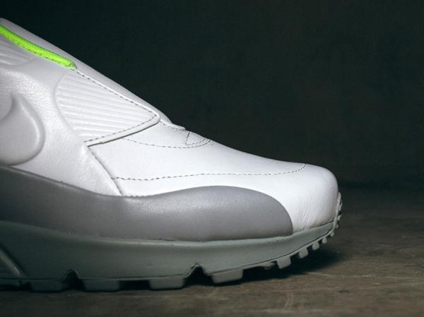 Nike Air Max 90 VT Slip On White Wolf Grey x Sacai (2)