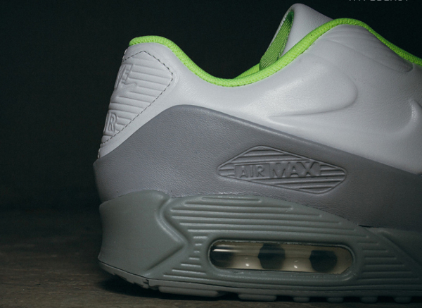 Nike Air Max 90 VT Slip On White Wolf Grey x Sacai (3)