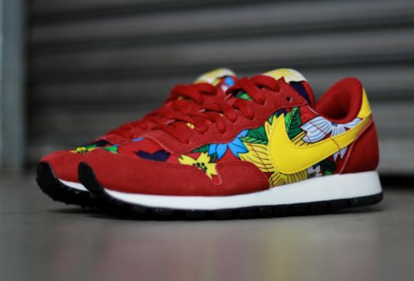 Nike Air Pegasus Print Aloha Red Floral (1)