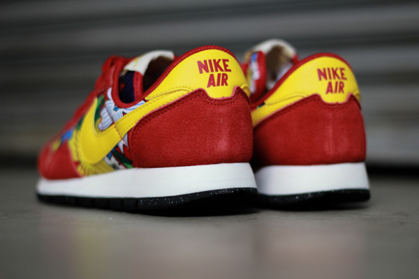 Nike Air Pegasus Print Aloha Red Floral (3)