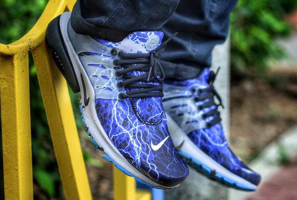 Nike Air Presto Lightning QS 2015 (imprimé foudre)