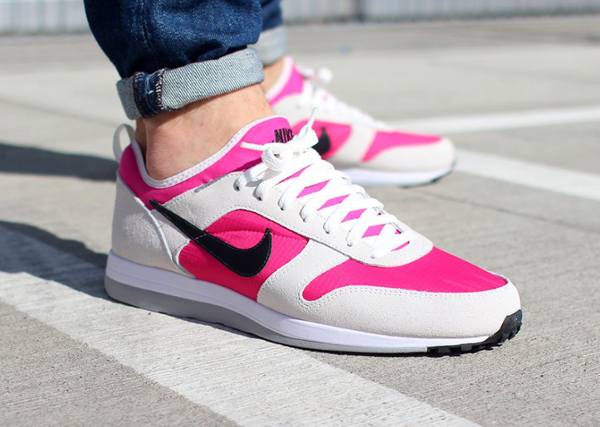 pretty nice b58a1 cdeb5 ... where to buy nike archive 75.m white hot pink black 4 40074 f5e34