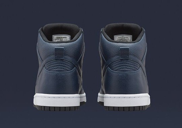 Nike Dunk High Lux Slip On x Sacai Royal Blue (3)