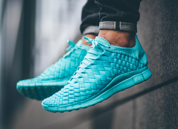 Nike Free Inneva Woven Tech SP Tropical Light Aqua (3)