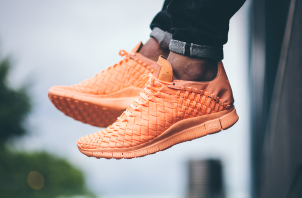 Nike Free Inneva Woven Tech SP Tropical Sunset Glow (1)