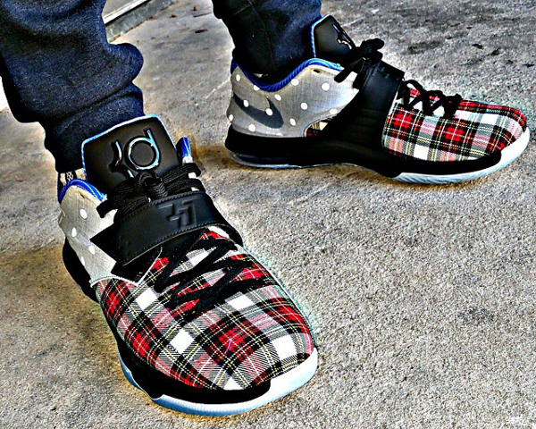 Nike KD 7 EXT Tartan Polka Dot QS (1)