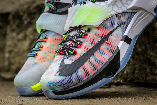 Nike KD VII SE QS What The (2)