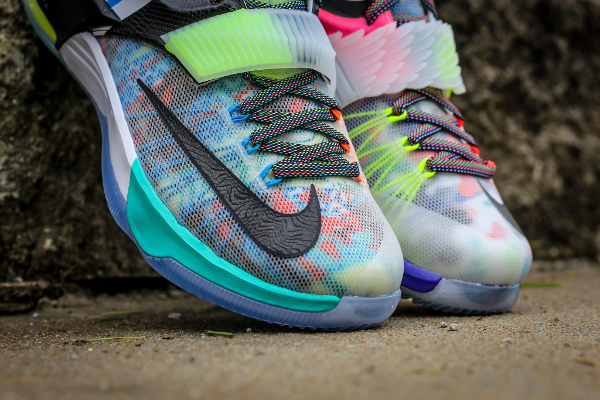 Nike KD VII SE QS What The (3)