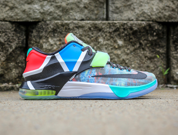 Nike KD VII SE QS What The (5)