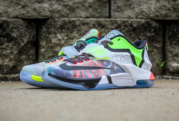 Nike KD VII SE QS What The (6)