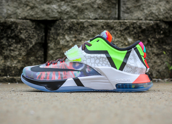 Nike KD VII SE QS What The (7)