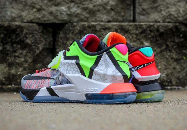 Nike KD VII SE QS What The (8)