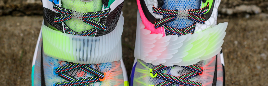 Nike KD VII SE QS What The (couv)